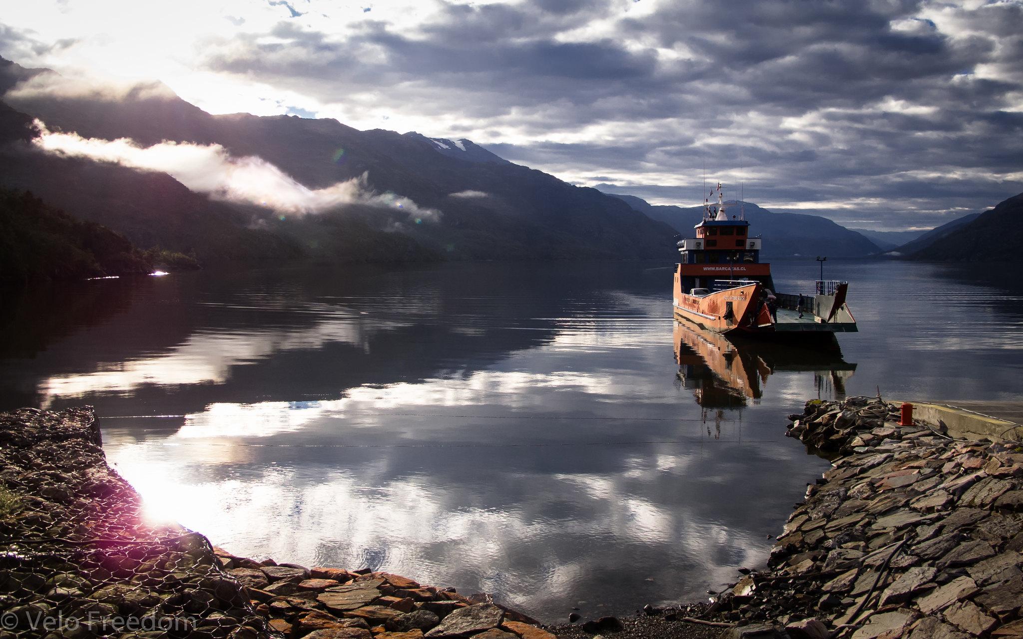 Patagonian Morning