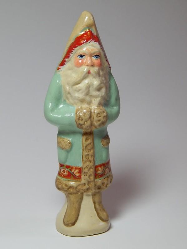 Chalkware Belsnickle Santa