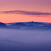 Foggy San Francisco Sunrise