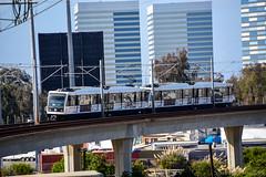 Los Angeles Metro Siemens P2000 #202
