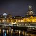Dresden bei Nacht by mschroeder_36x24