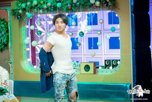 BIGBANG MBC Radio Star 2016-12-21 (2)