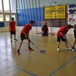 Unihockey Turnier Scherz 2010