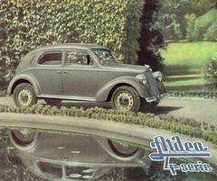 Lancia Ardea 4th Series (1949-52)