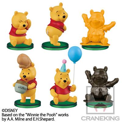 WCF 迪士尼角色系列《小熊維尼》逗趣現身!-Winie The Pooh-