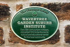 Photo of Green plaque № 42519