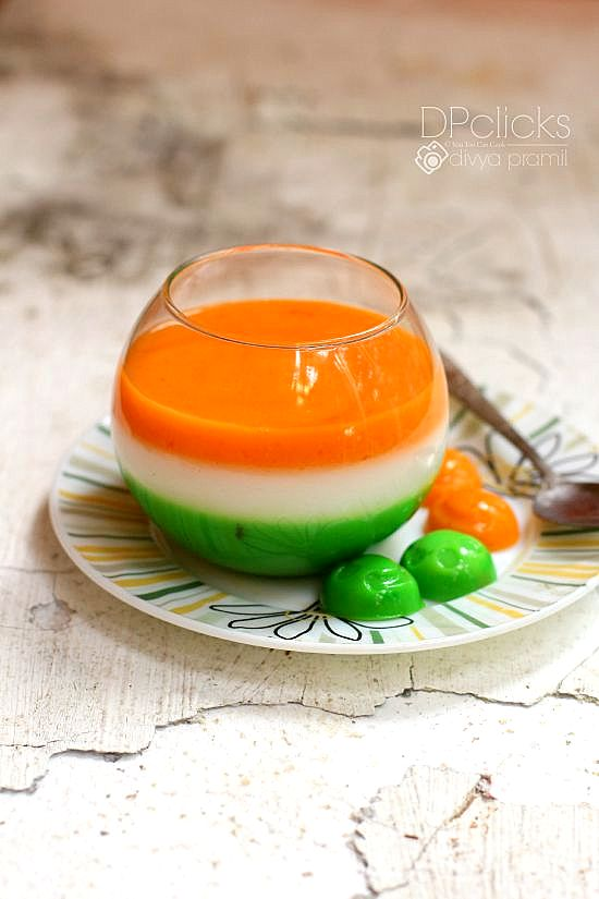 how to make indian jelly using agar agar