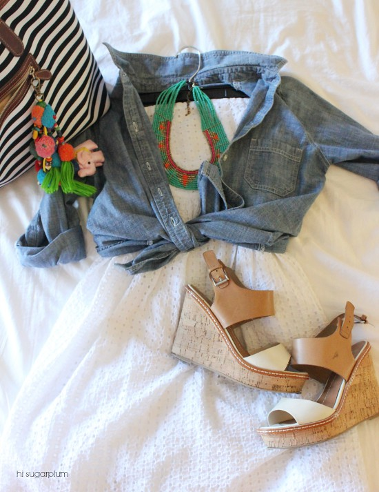 Hi Sugarplum | What to Pack for Girl's Weekend