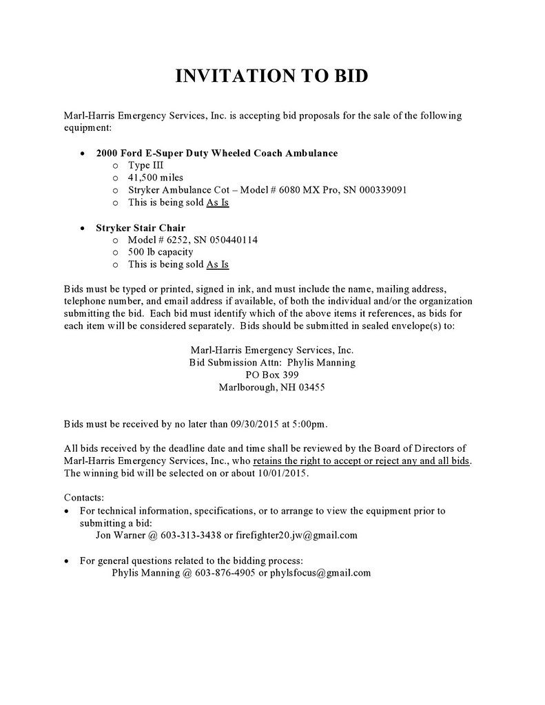 Invitation to Bid 4 posting-page0001