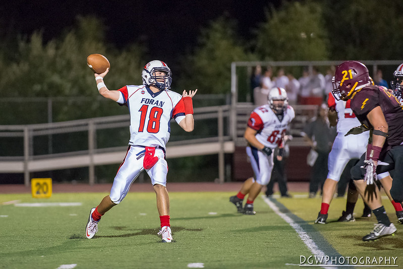 Foran High vs Sheehan - High School Football