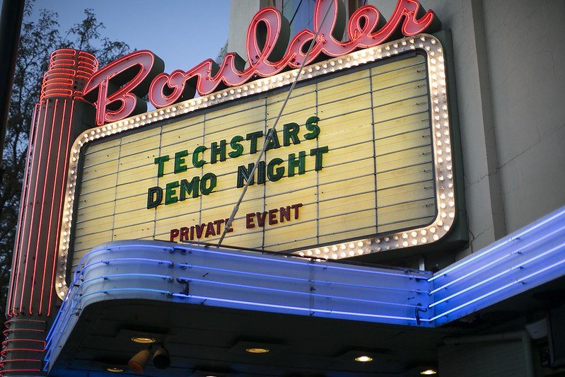 Techstars Boulder Demo Night 2015