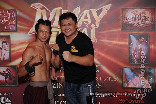 Bangkok Muay Thai 2014