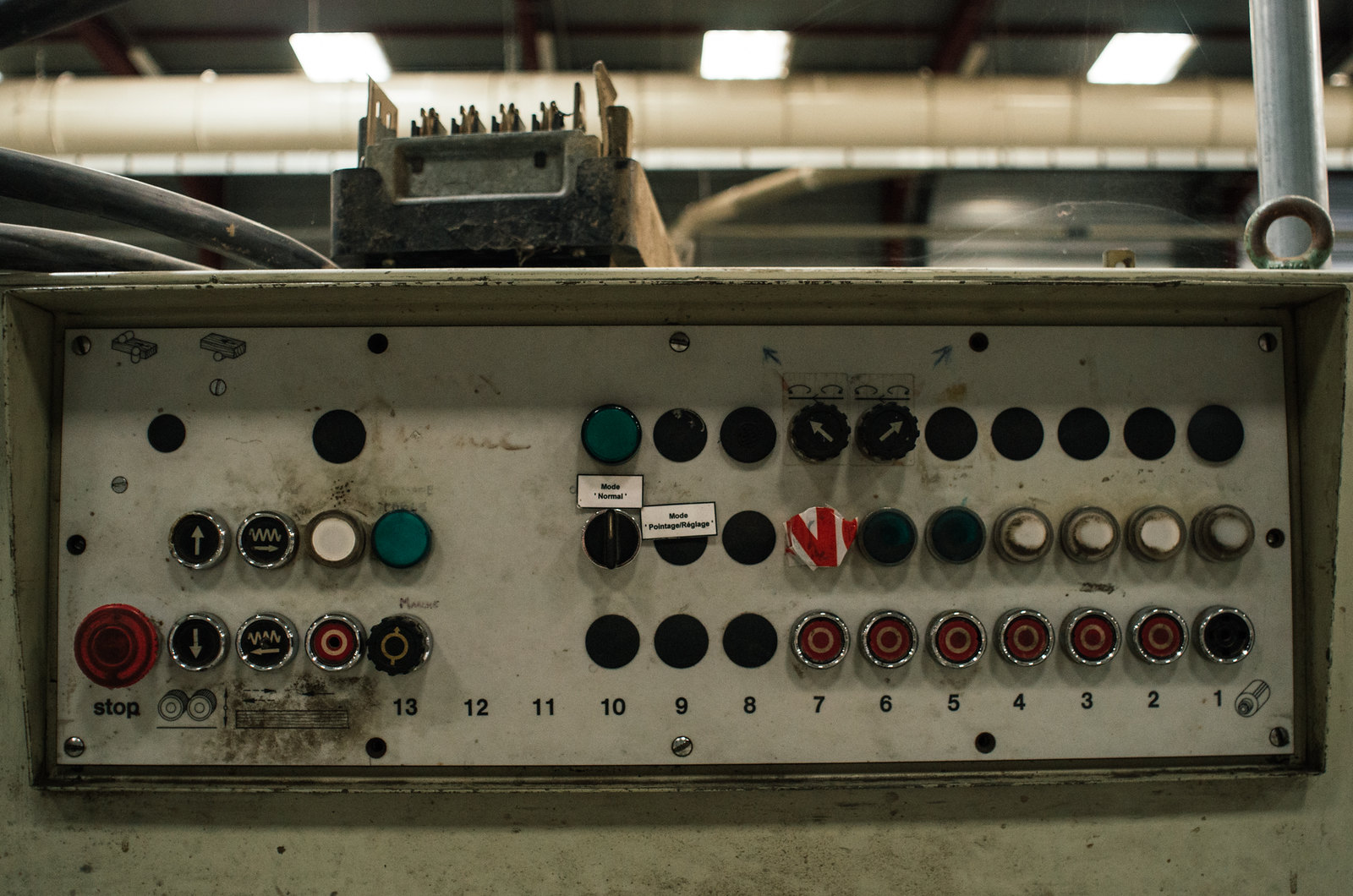Légendes de la forêt d'Orient - Carnets de voyage dans l'Aube - Ne pas se tromper de bouton