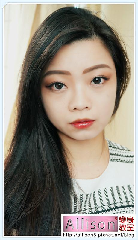 韓國歐膩Style俐落都會妝