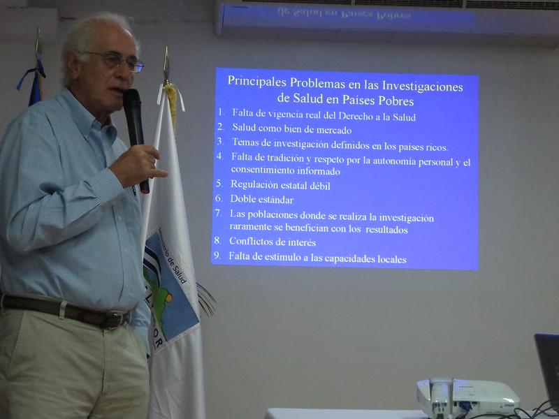 Reunion COMISCA en el Salvador, 2015