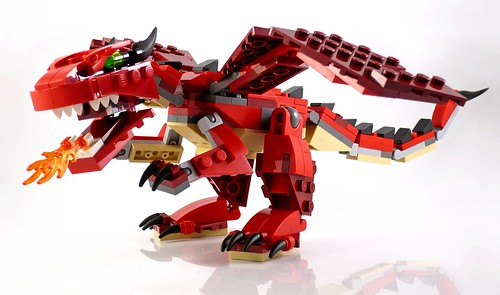 LEGO Creator 31032 Red Creatures 07