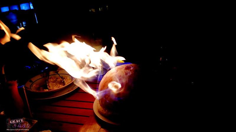 Papa's Limoncello的火山披薩