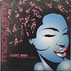 MACY GRAY:SWEET BABY(JACKET A)