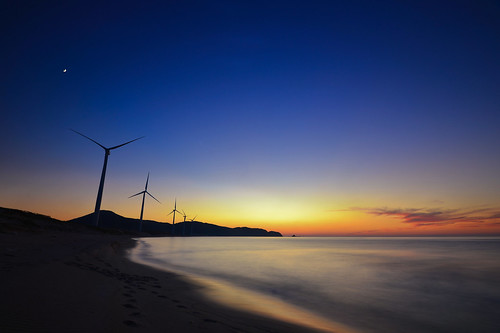 sunset nature windmill beautiful out nikon october dusk 10 wide dramatic nopeople shimane 自然 夕日 tranquil sanin d600 seaofjapan 島根 1635mm 日本海 山陰 gotsu 江津 浅利