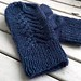 A pair of mittens for my friend Jon