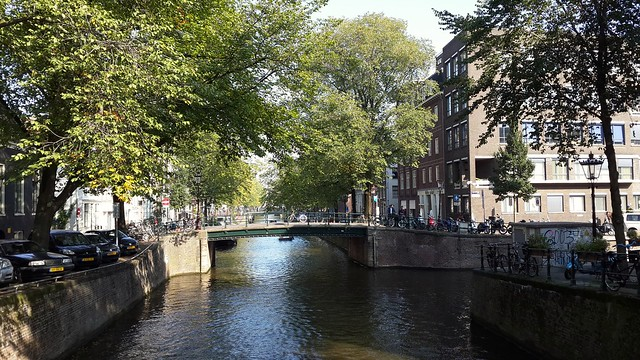 Bridge at Leidsegracht