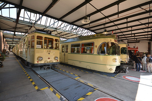 Tram Museum Cologne · Straßenbahnmuseum Köln