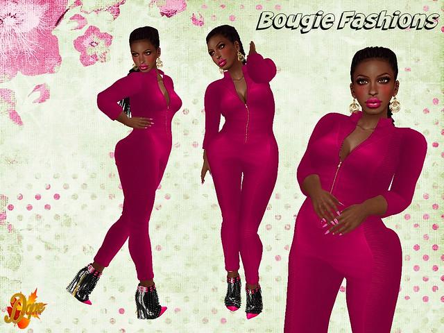 DFFW: Bougie Fashions