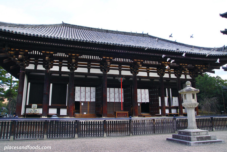 Kōfuku-ji , UNESCO World Heritage Site main hall