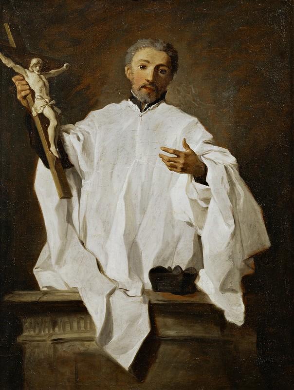 Pierre Subleyras - St John of Avila