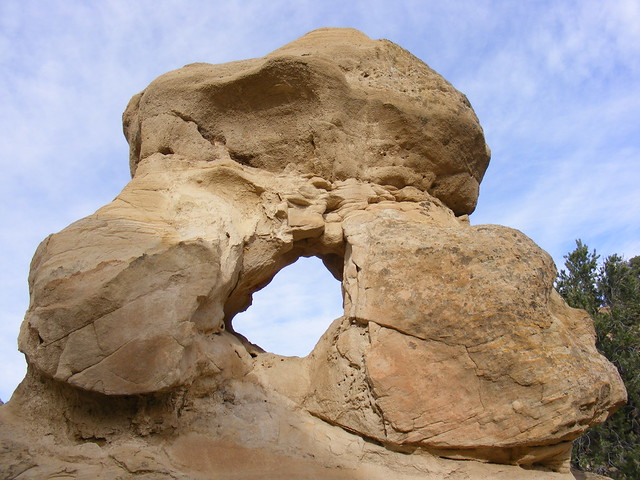 New Mexico Natural Arch NM-512