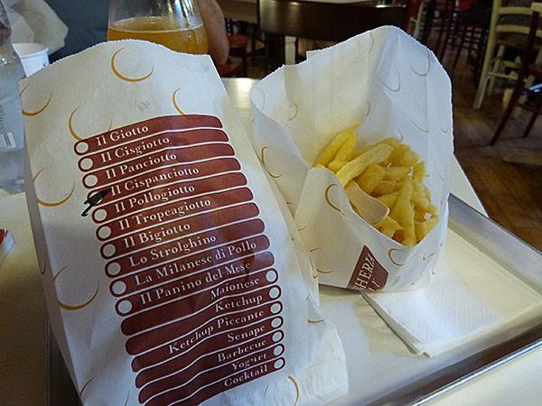les burgers de chez Eataly