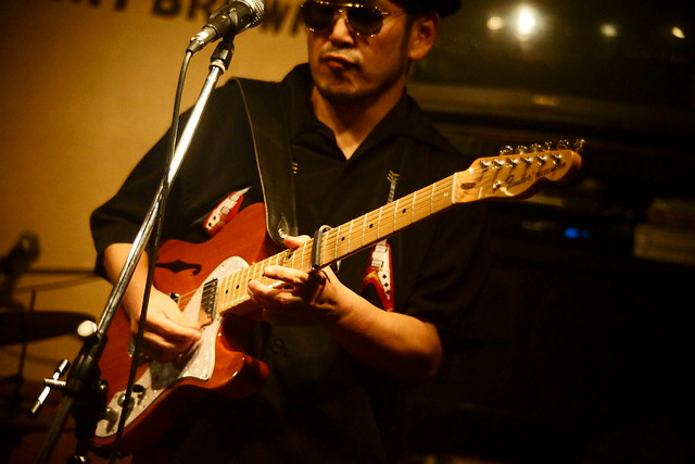 てきさすいーだ blues live at Bright Brown, Tokyo, 15 Nov 2015. 178