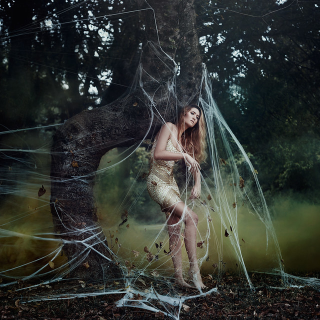 .bella. - In a web of her own making...