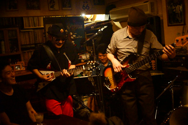てきさすいーだ blues live at Bright Brown, Tokyo, 15 Nov 2015. 058