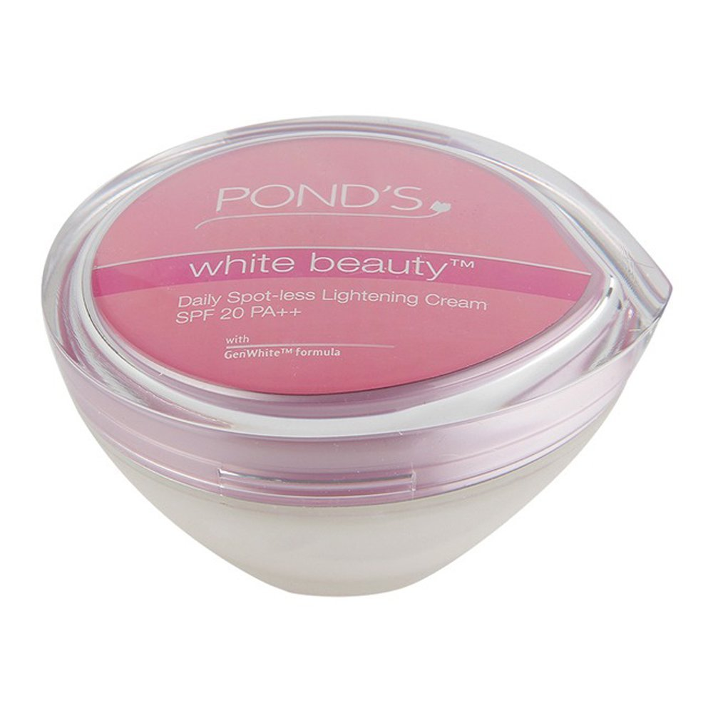 Best Fairness cream in India - Ponds White Beauty Daily Spot-less Fairness Cream