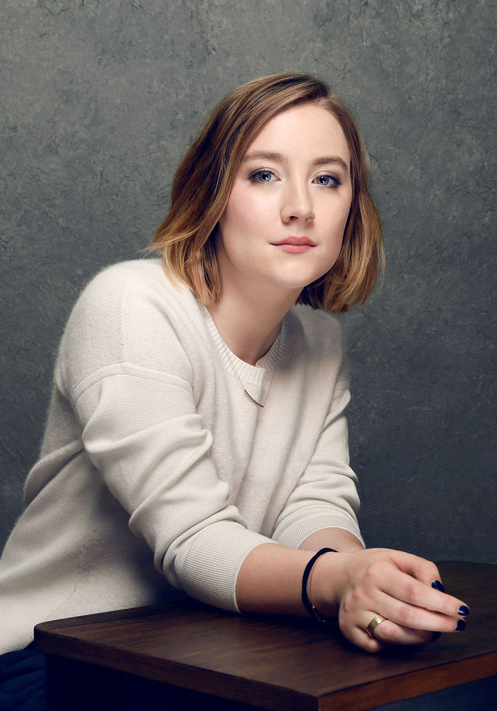 Сирша Ронан — Фотосессия для «Бруклин» на «Sundance» 2015 – 44
