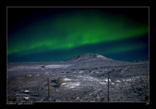 Northern Lights, Iceland 1