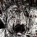 DSC_5438. grabados en zink: portretaje de memoria: Siqueiros by THE ART OF STEFAN KRIKL