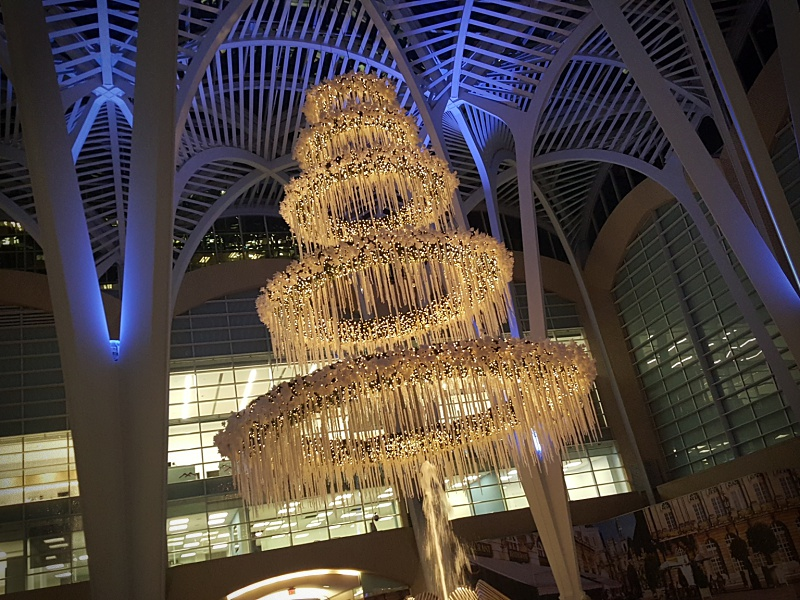 Brookfield Place Christmas