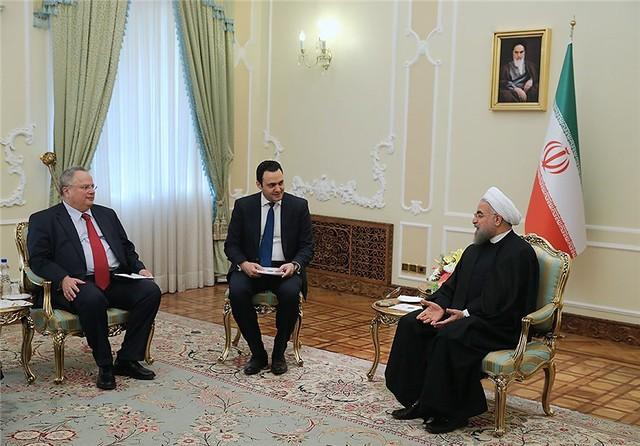 Επίσκεψη Υπουργού Εξωτερικών Ν. Κοτζιά στο Ιράν (Τεχεράνη, 29-30.11.2015)