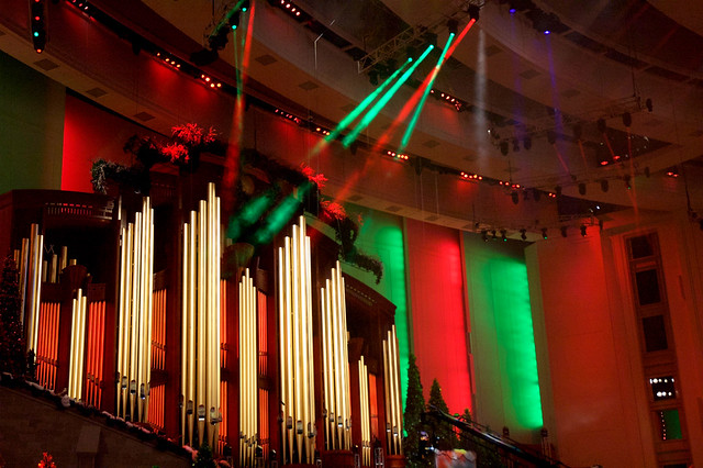 Mormon Tabernacle Choir Great Organ