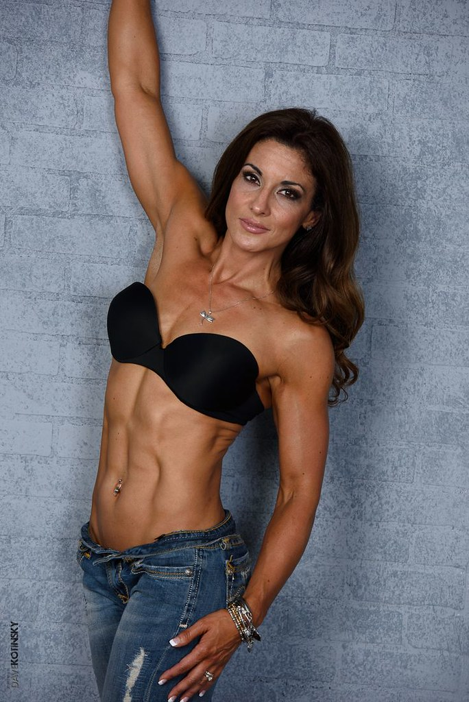 Ifbb Pro Figure Competitor Maggie Corso 47 Years Old And -1848