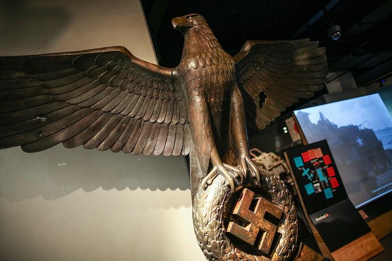 Nazi Bronze Eagle