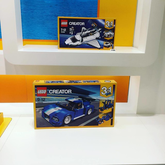 Nürnberg Toy Fair 2017 Creator 3