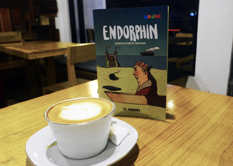 [REVIEW BUKU] ENDORPHIN – R.E. HARTANTO.
