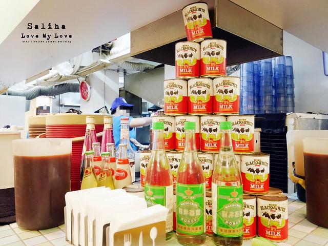 台北香港茶餐廳推薦萬芳冰室 (8)