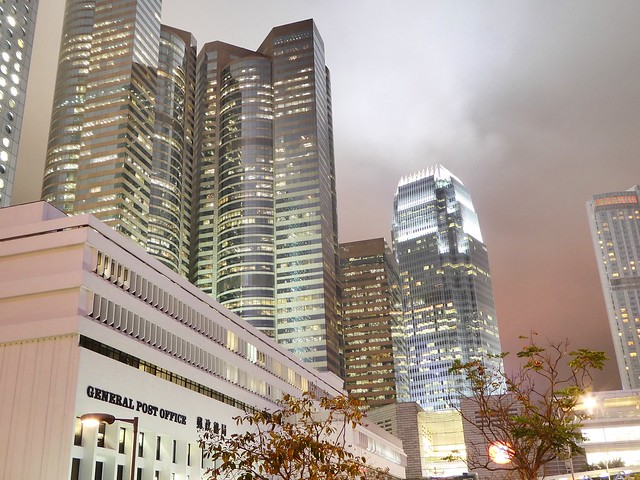 Hongkong General Post Office, Panasonic DMC-ZS60