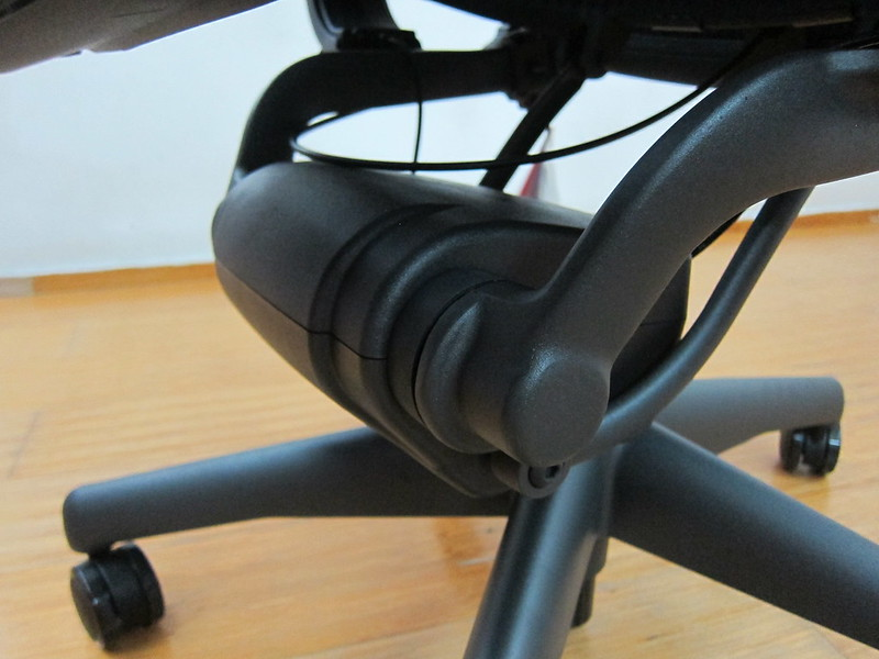 Herman Miller Aeron Chair - Gearbox
