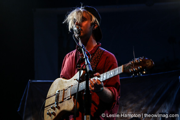 Hibou @ the Independent, San Francisco 8/17/15