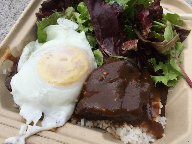 Short rib rice bowl - Seoul of Taipei